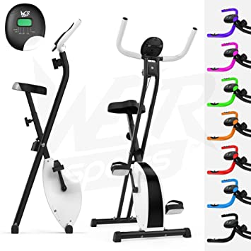 We R Sports Plegable Magnético Ejercicio Bicicleta X-Bike Aptitud ...