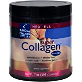 NeoCell Super Collagen Powder - 6600 mg - 7 oz - Radiant Skin - Thicker Hair - Stronger Nails - Healthier Joints