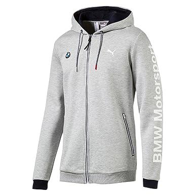 Puma BMW MSP Hooded Sweat Jacket ef4e98d3698