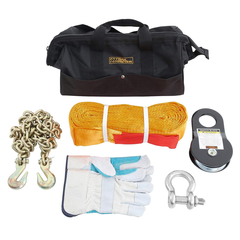 Smittybilt 2726 Universal Winch Accessory Kit