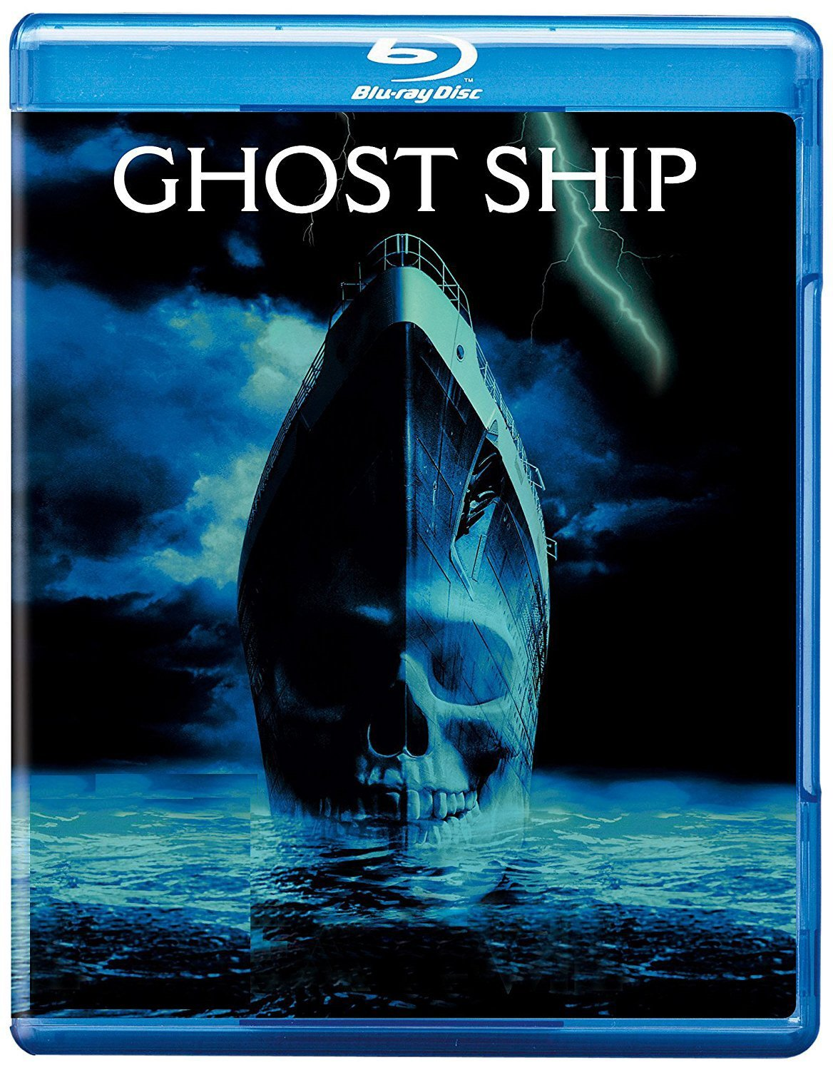 GHOST SHIP(2002) BLU RAY IMPORT REGION FREE(usa compatible)