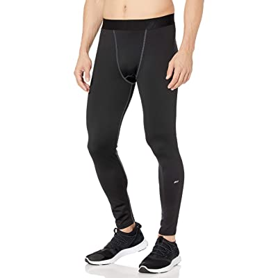 Essentials Men's Control Tech Thermal Full-Length Tight: Clothing