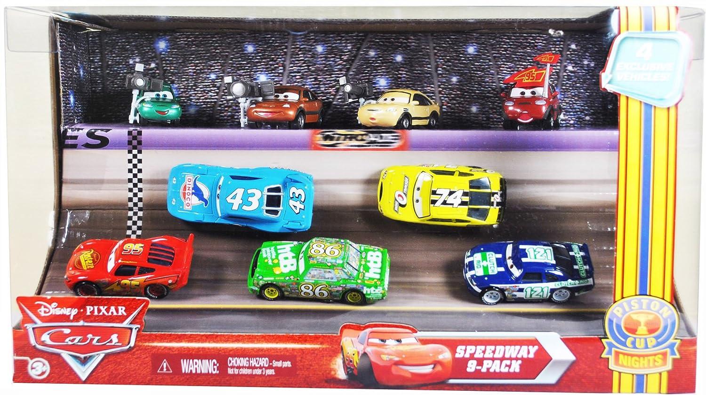 Amazon Com Disney Pixar Movie Series Cars Exclusive Piston Cup