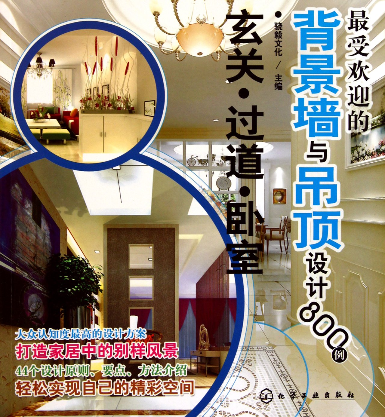 Read Online 800 cases of the most popular background wall and ceiling design  - porch, hallway, bedroom (Chinese Edition) pdf