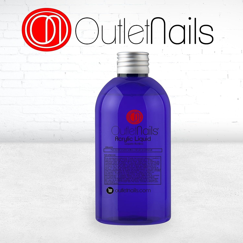 Liquido Acrilico monomero 500ml para polvo Acrilico/Monomero para uñas acrílicas/Liquido Acrilico Profesional 500ml/Acrylic Liquid Ser Beauty S.L.