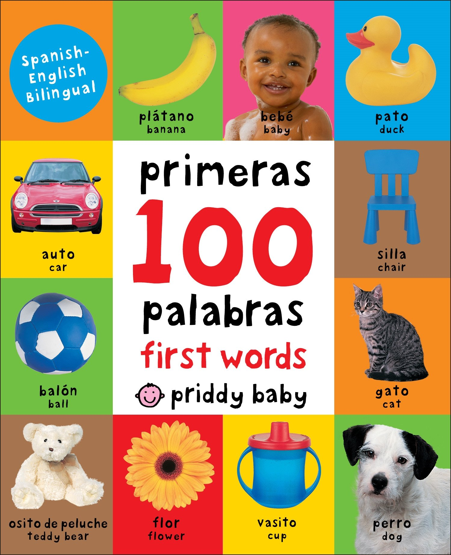 Download First 100 Words Bilingual (small padded edition) (Spanish Edition) ebook
