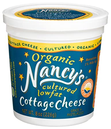 Awesome Nancyu0027s, Organic Cottage Cheese, Low Fat, ...