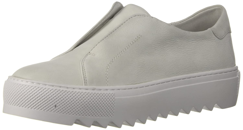 J Slides Women's Spazo Sneaker B076DQ5JFC 6.5 B(M) US|White