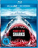 Planet of the Sharks [3D Blu-ray]