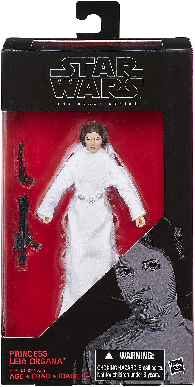 "/""NEW/"" Princess Leia Organa Star Wars The Black Series 6-Inch Action Figure #30"