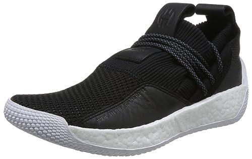 d2e63a3ca adidas Men s Harden Ls 2 Lace Basketball Shoes Black  Amazon.co.uk ...