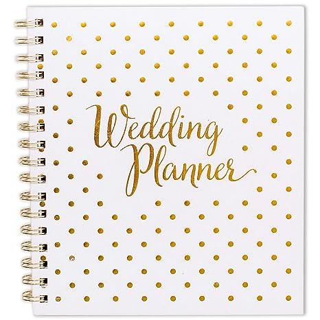 Wedding Planning Book.New Wedding Planner Uk Wedding Planning Book Journal Organising Diary Engagement Gift Countdown Calendar White Gold