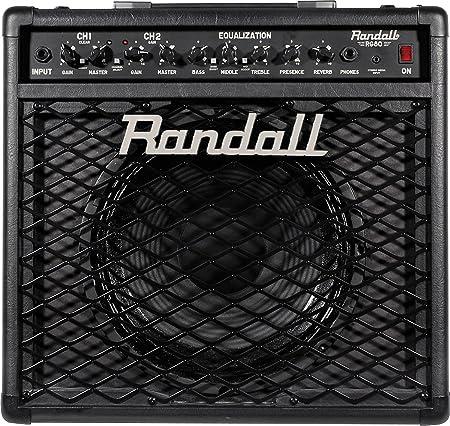 Randall RG80 Solid State Guitar Amp