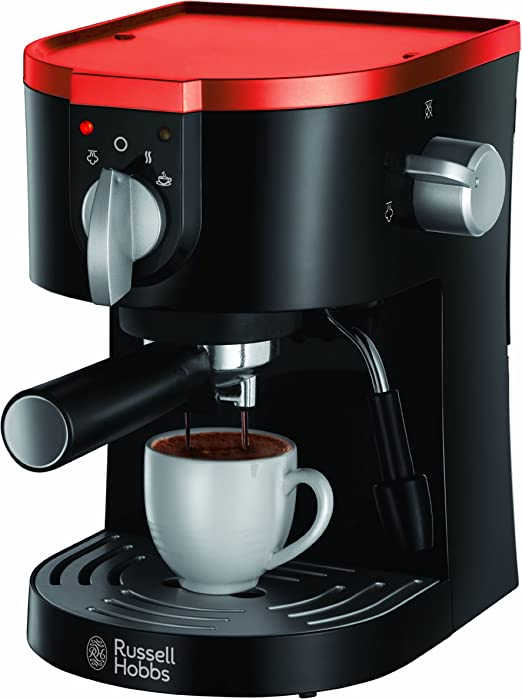 Russell Hobbs Desire - Cafetera espresso: Amazon.es: Hogar