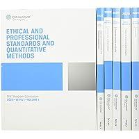 CFA Program Curriculum 2020 Level I Volumes 1–6 Box Set