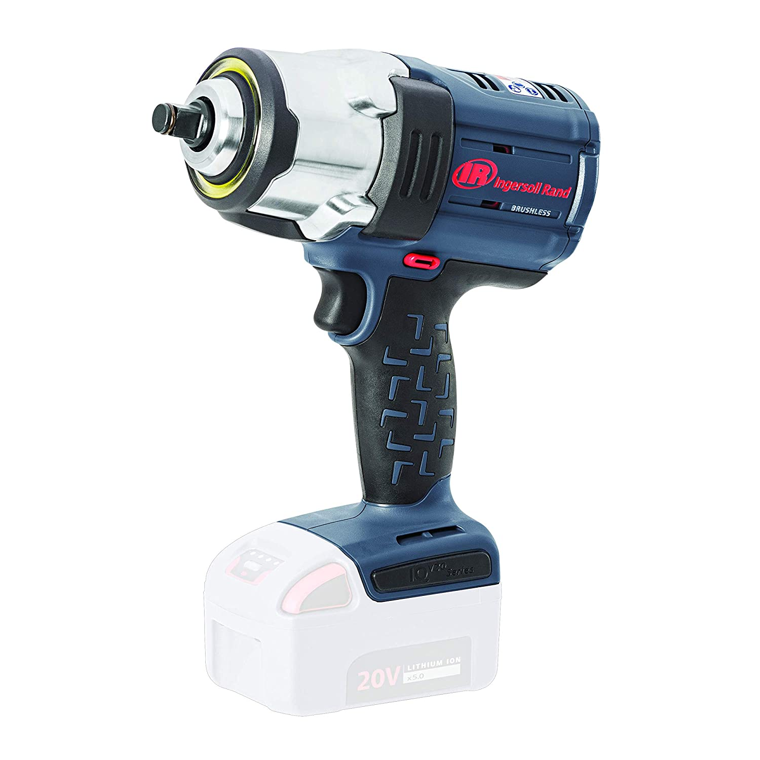 """Ingersoll Rand 1/2"""" 20V Cordless Impact Wrench, Tool Only, W7152 Tool Only"""