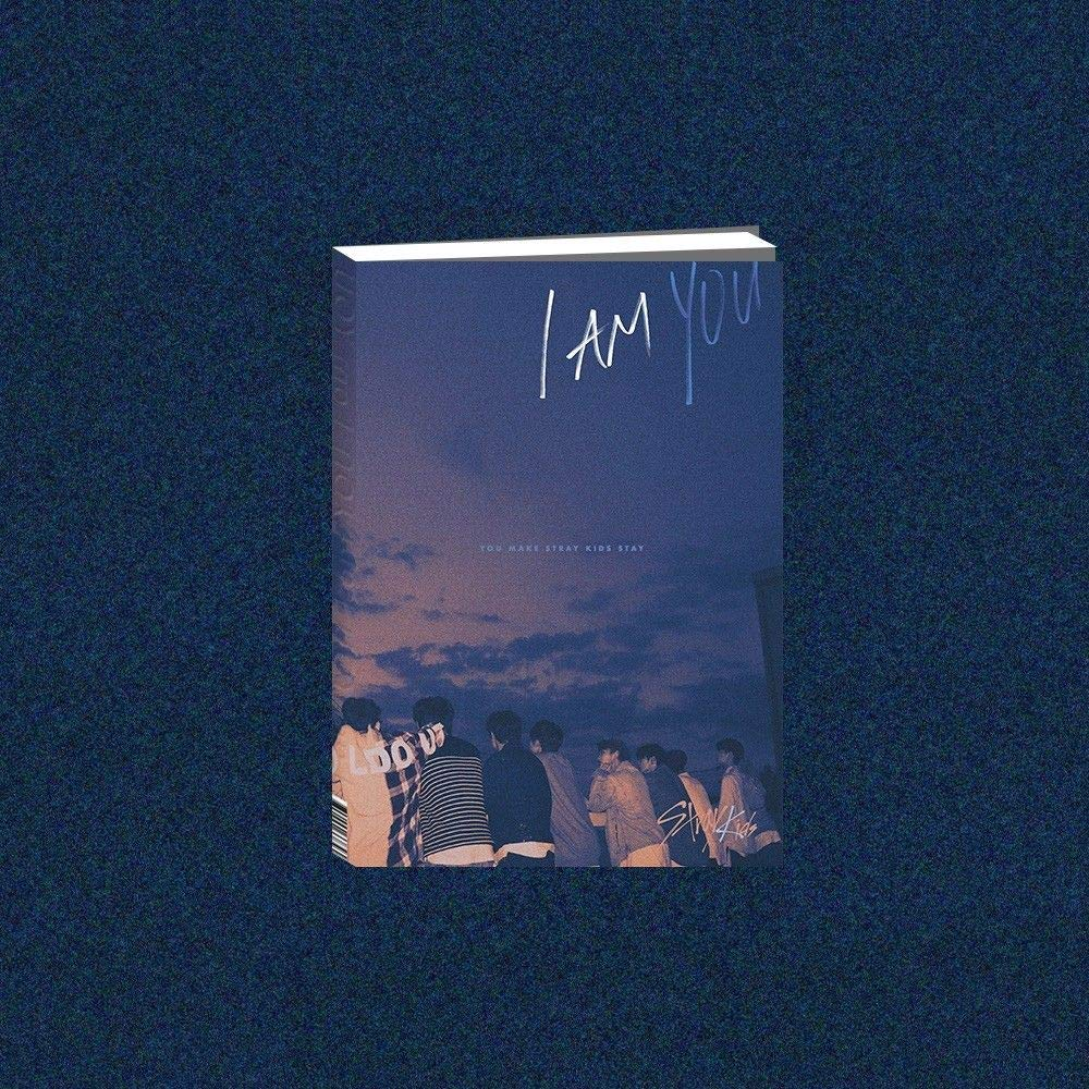 Stray Kids - I am You [You ver.] (3rd Mini Album) CD+Photobook+3 QR Photocards+Pre-Order Benefit+Folded Poster+Extra Photocards Set JYP Entertainment