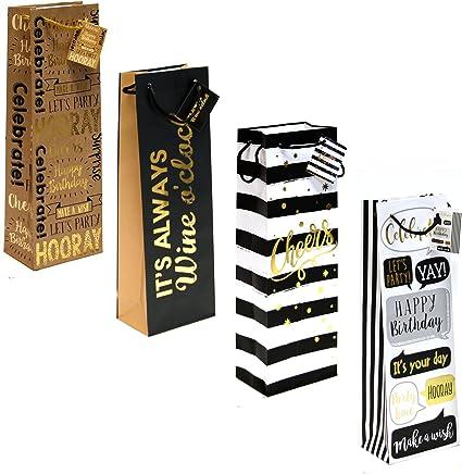 Amazon.com: 12 pack Premium Vino, Licores o cerveza bolsas ...
