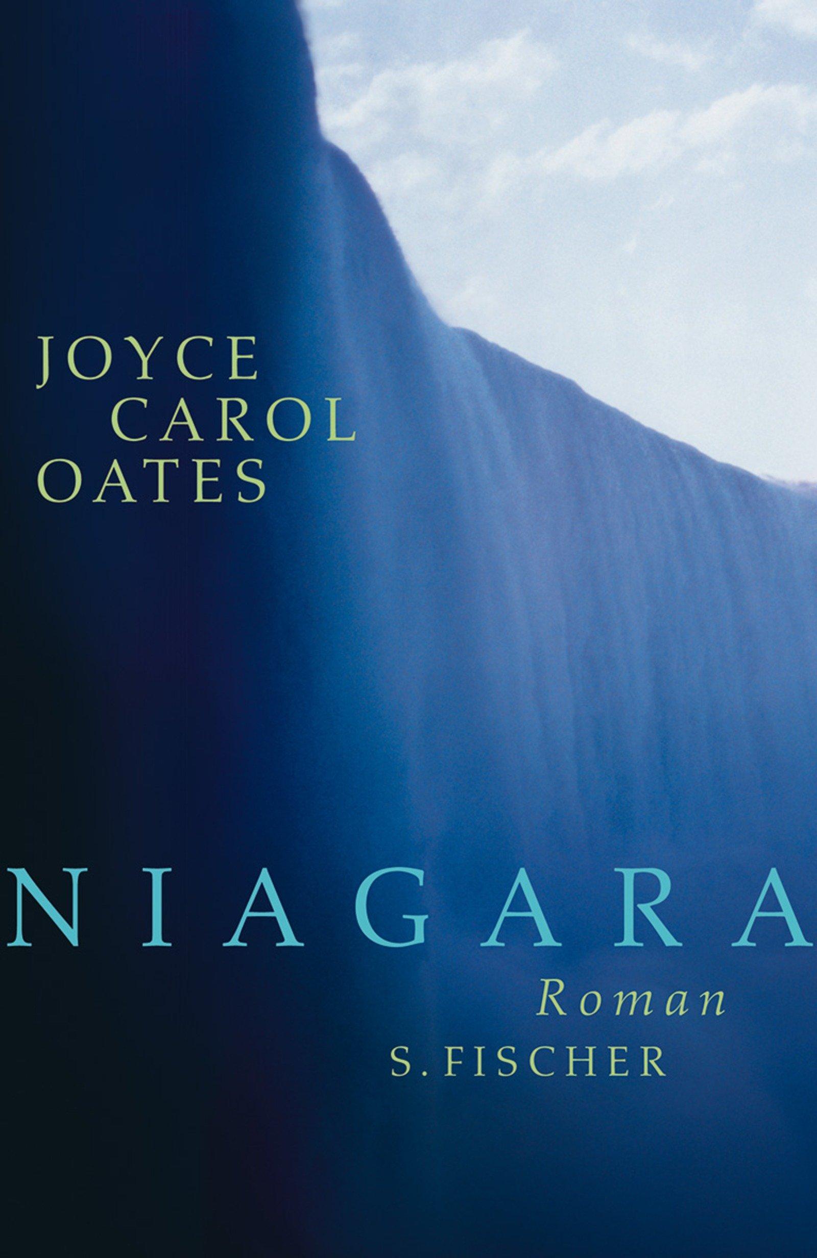 Niagara: Roman: Amazon.de: Joyce Carol Oates, Silvia Morawetz: Bücher