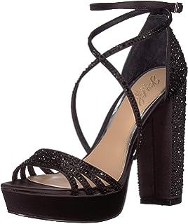 92bf95171a3c Amazon.com  Badgley Mischka Women s Maeva Heeled Sandal  Shoes