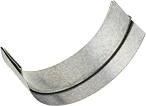 AMERIMAX HOME PRODUCTS SCN265 5-Inch Galvanized Slip Connector
