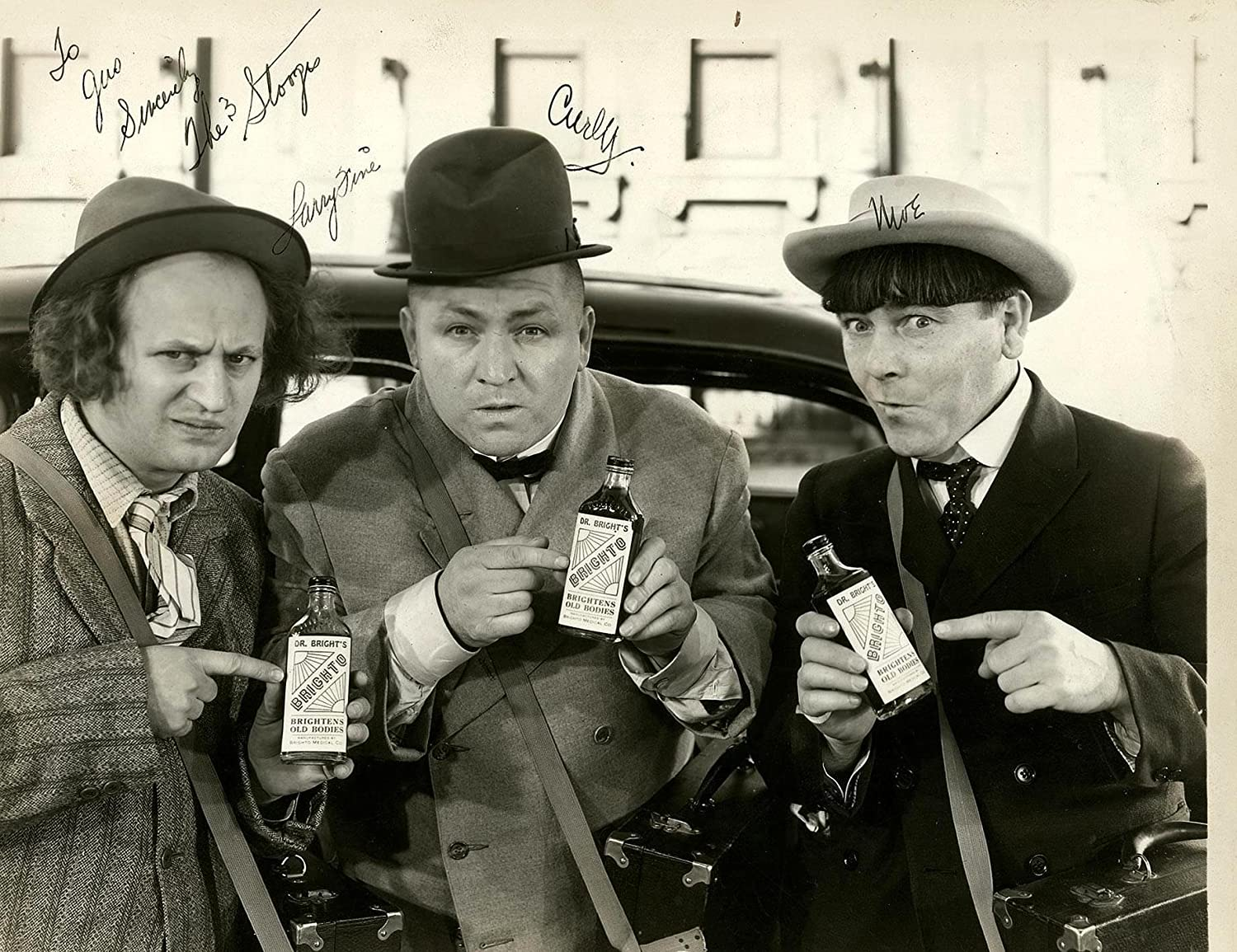The Three Stooges 8x10 Movie Still Photo #6 - Mint Condition