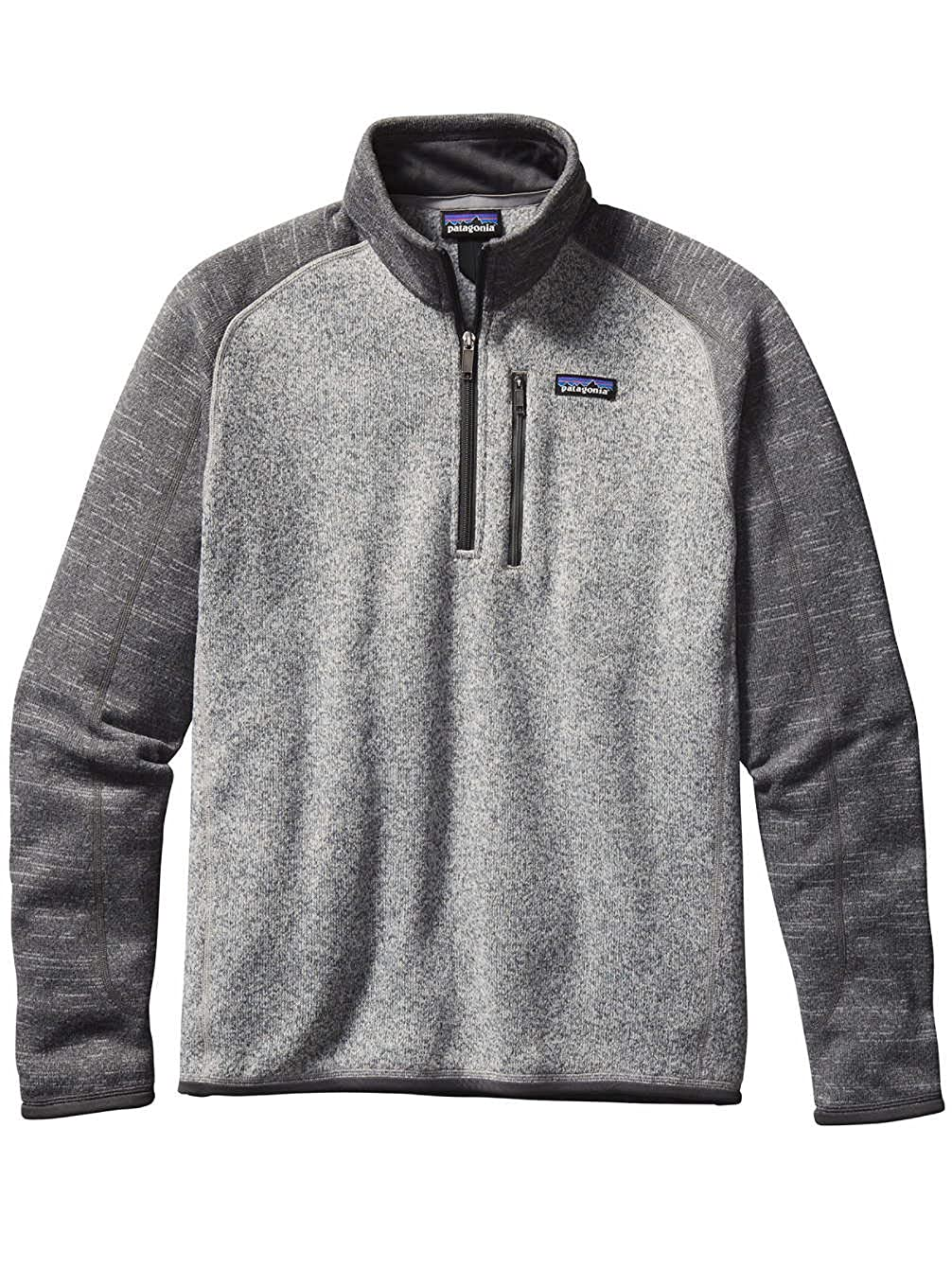 52be3a794 Patagonia Better Sweater 1/4 Zip Fleece Men's Jumper