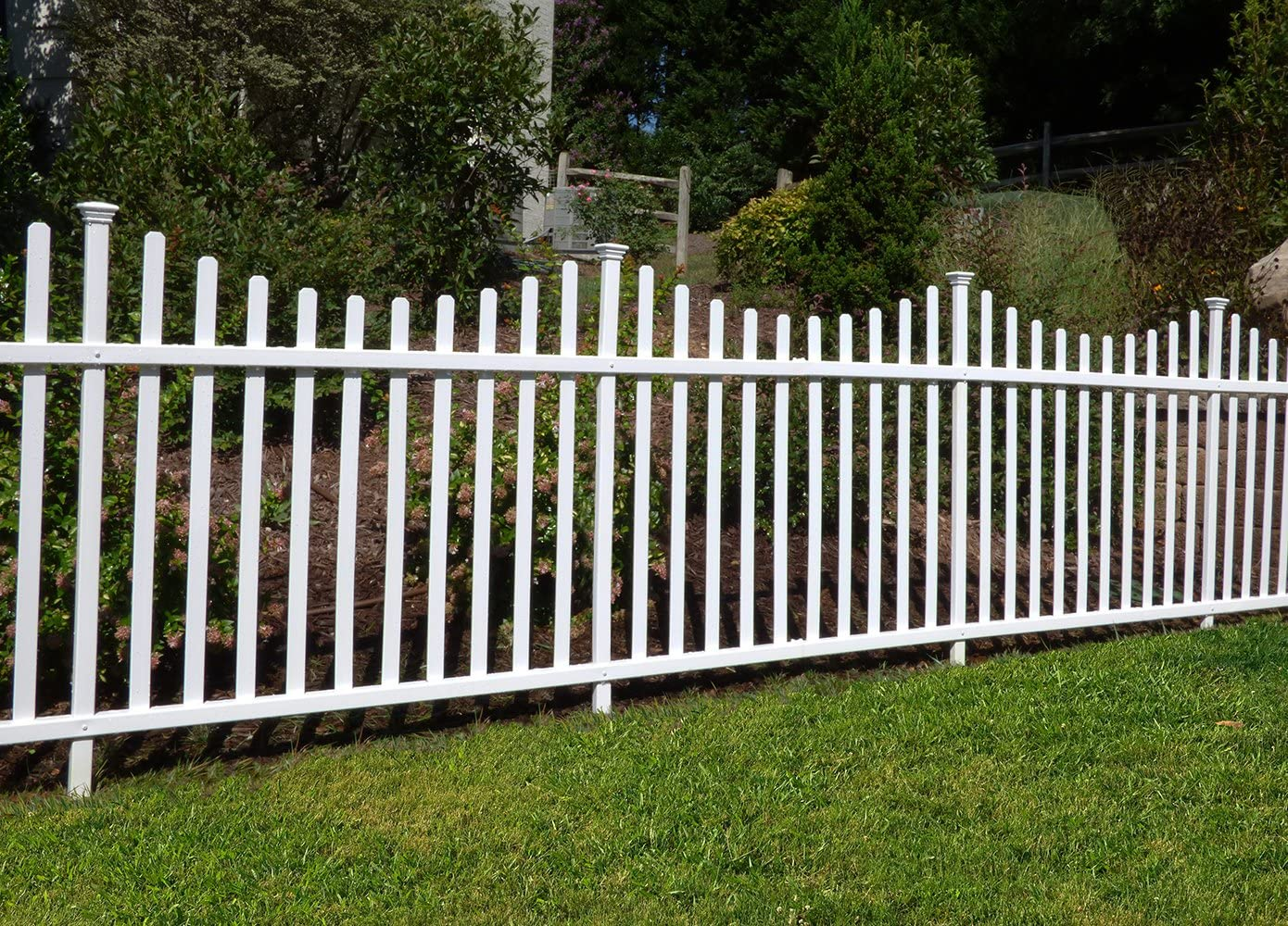 Zippity Outdoor Products Manchester – Best Semi-Permanent Vinyl Fence