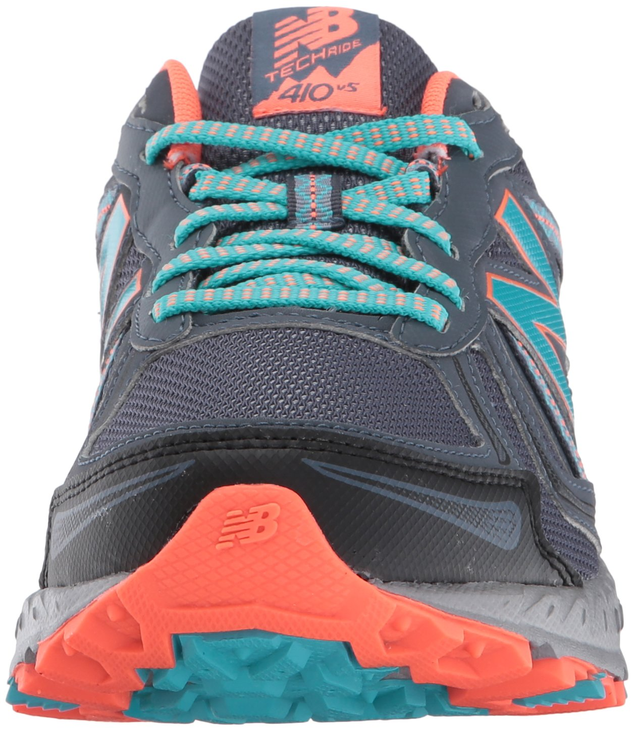 New Balance Women's WT410v5 Cushioning 9.5 Trail Running Shoe B01LYR6FTP 9.5 Cushioning D US|Dark Grey e51f50