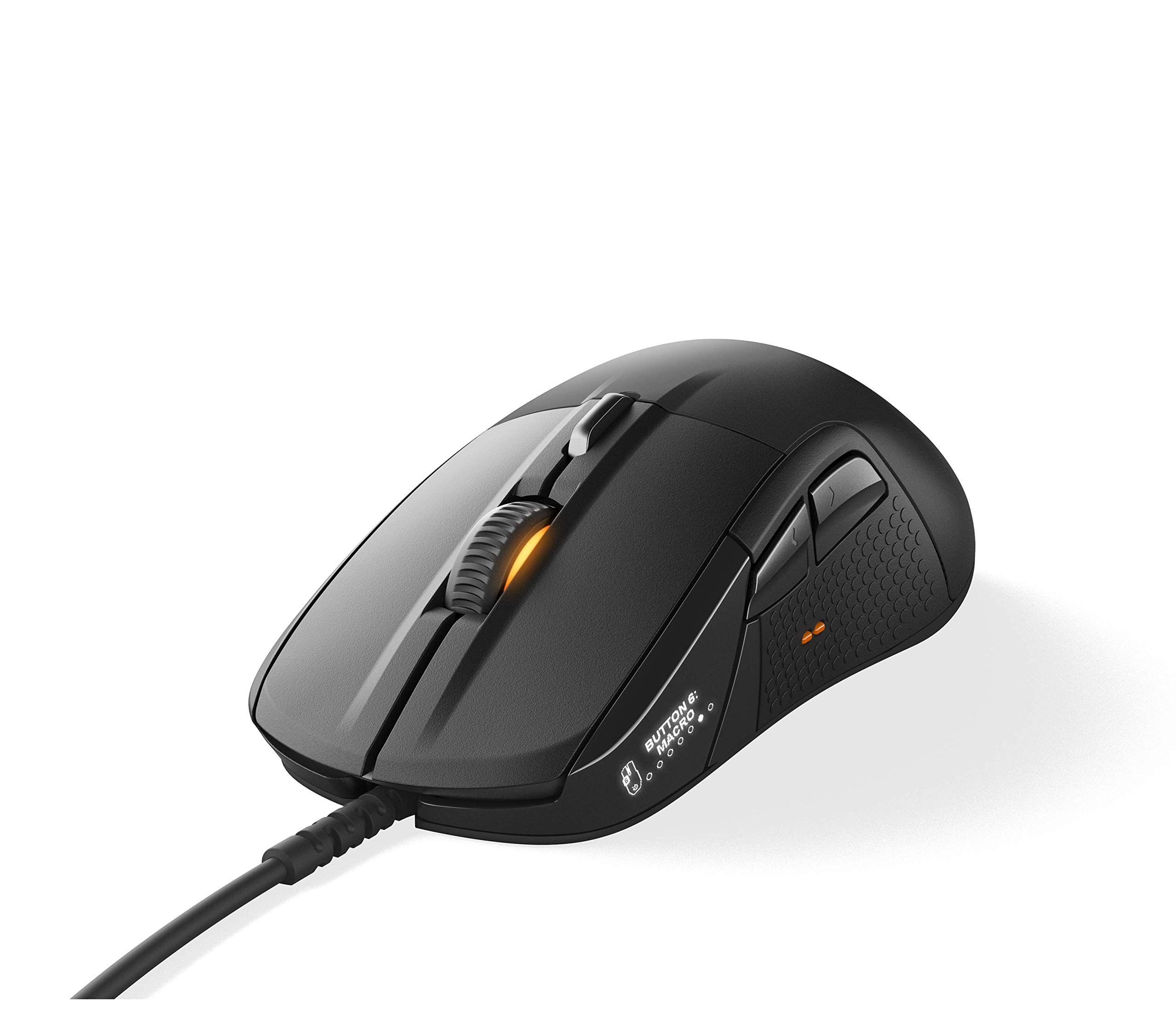 Mouse Gamer :  Steelseries Rival 710 - 16,000 Cpi Tru (slyr)