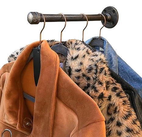 DIY Cartel HARDWARE - Perchero de pared para colgar ropa y ...