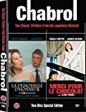 Chabrol: Two Classic Thrillers From the Legendary (Version française) [Import]