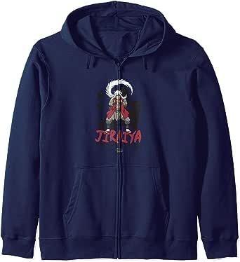 Amazon.com: Naruto Shippuden Jiraiya Great Toad Sage Zip ...