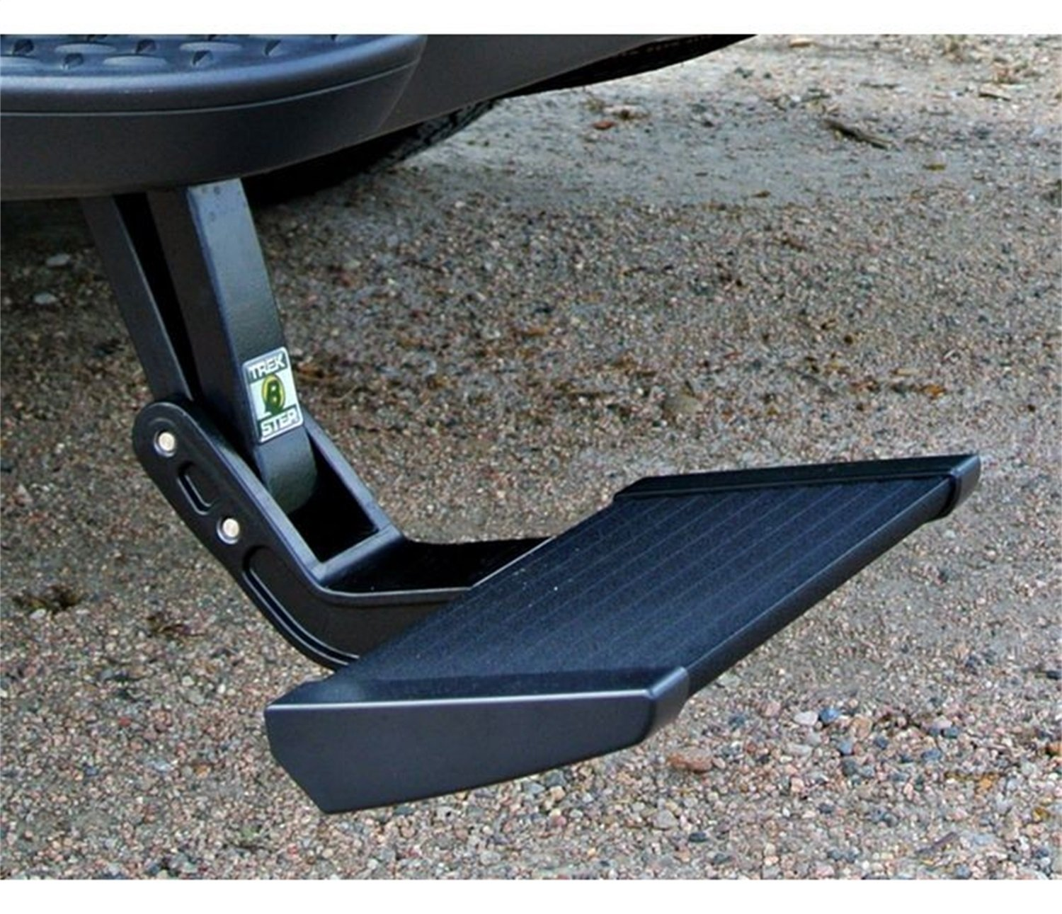 Bestop 75303-15 Rear-Mount TrekStep for 2000-2016 Ford F-250/F-350/F-450 Super Duty