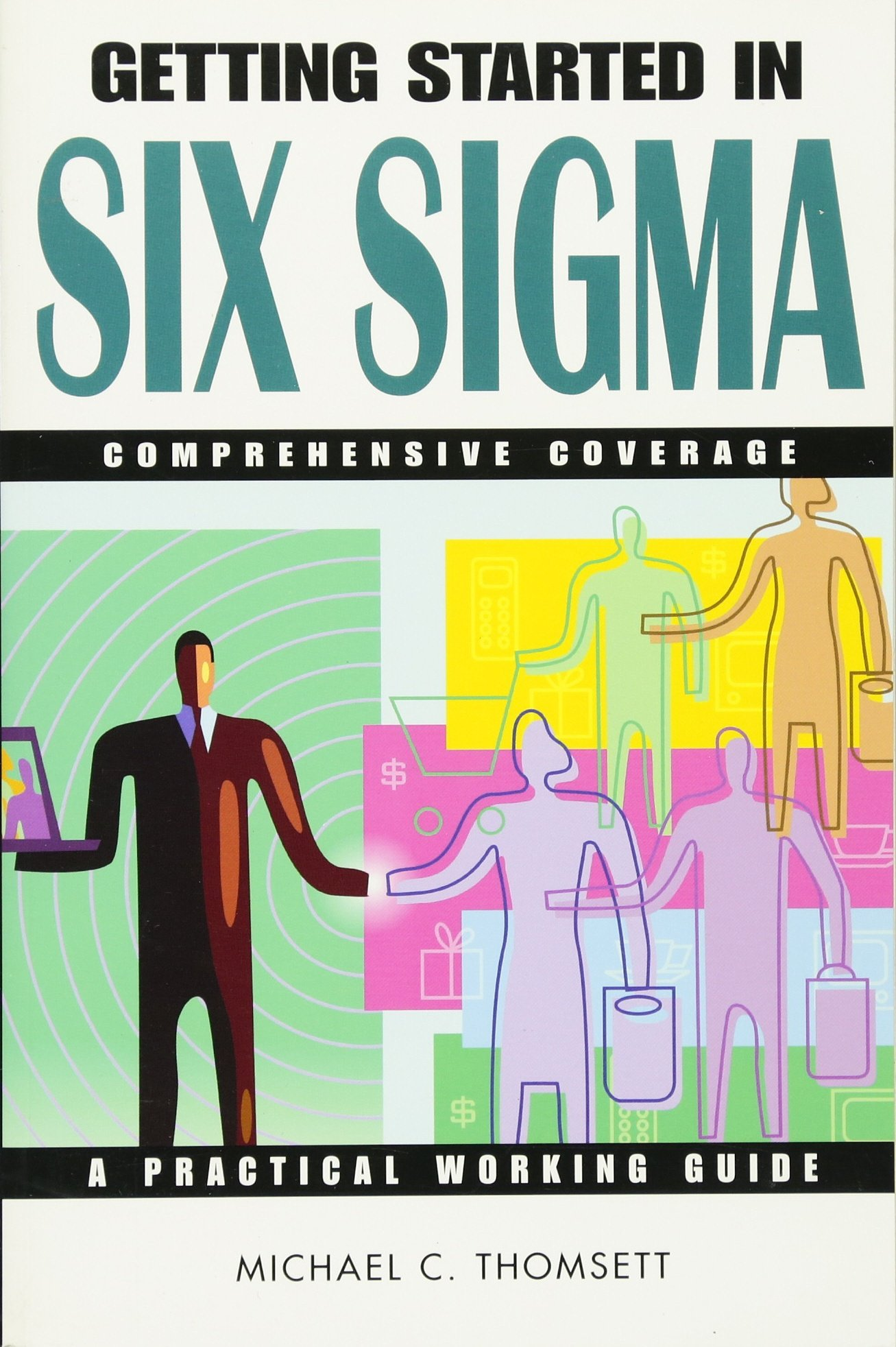 Download Getting Started in Six Sigma PDF