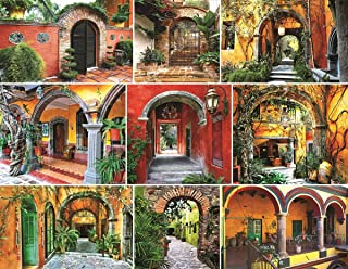 product image for Springbok 500 Piece Jigsaw Puzzle Doors of The World, Multi