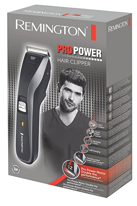Remington HC5400 Pro Power Hair Clipper  Amazon.co.uk  Health   Personal  Care 755cbf9c18