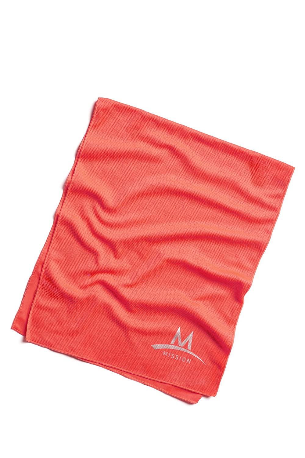 Mission Enduracool Reflective Techknit Cooling Towel