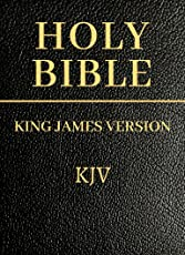 King James Study Bible for Kindle * Touch + Click Chapter Links * All Word Search (KJV)