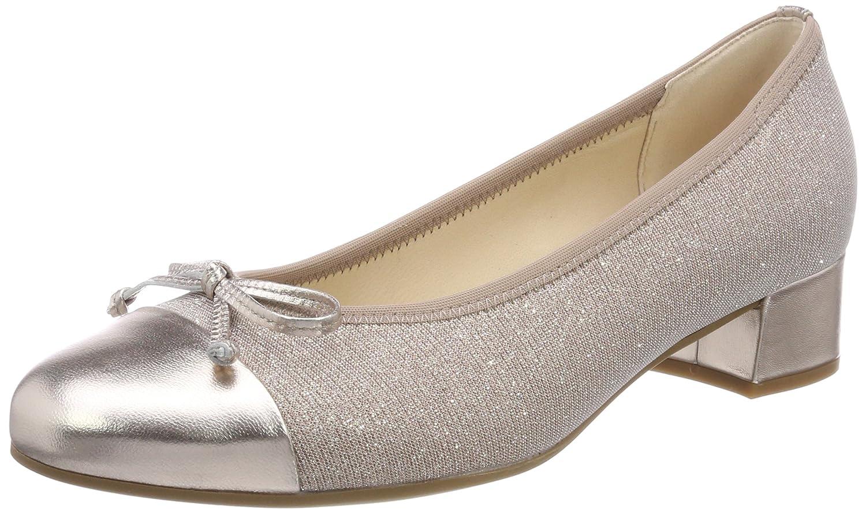 TALLA 39 EU. Gabor Shoes Gabor Basic, Zapatos de Tacón para Mujer