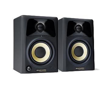 Marantz professional studio scope 3 enceintes compactes 20w de