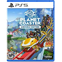 Planet Coaster - 13200 PlayStation 5 Games and Software