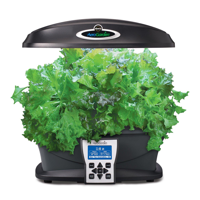 Amazon AeroGarden Ultra with Gourmet Herb Seed Pod Kit Plant