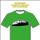 Gebäck in the Days-Live in Hamburg 2016/2lp+Dvd [Vinyl LP]