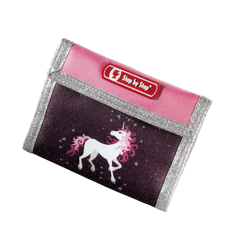 Step by Step Brustbeutel Unicorn zum Schulranzen