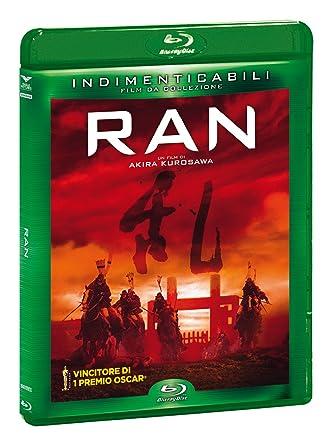 Ran (Indimenticabili) [Italia] [Blu-ray]: Amazon.es: Tatsuya ...
