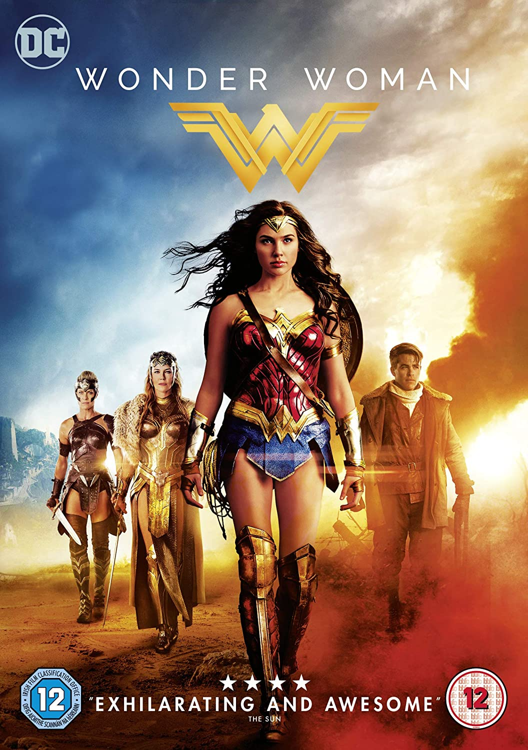 Amazon.co.jp | Wonder Woman [Regions 2, 4] DVD・ブルーレイ -