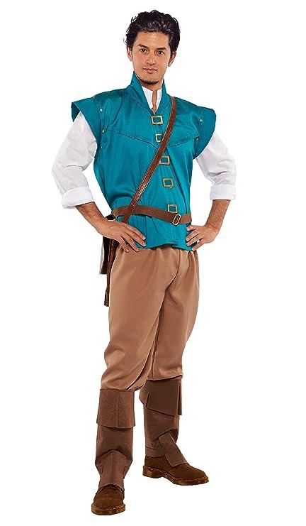 disneys tangled flynn rider costume mens standard size