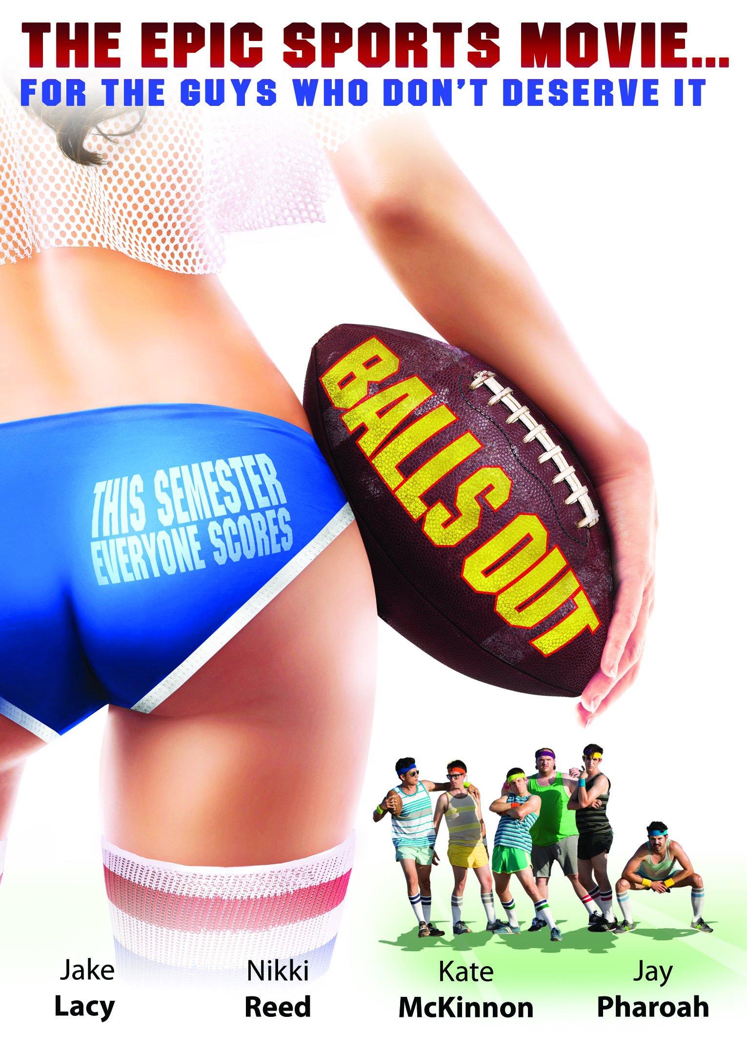 DVD : Balls Out (DVD)