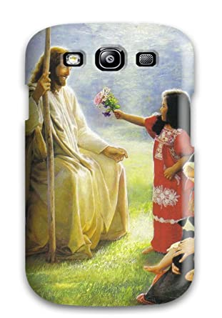 Amazon.com: New Jesus Children Skin Case Cover Shatterproof ...